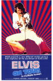 Elvis On Tour Masterprint