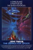 Star Trek III: The Search for Spock Masterprint