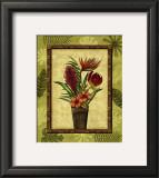 Paradisio Bouquet II Art by Charlene Audrey