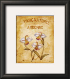 Parcnaturel II Print by Loretta Linza