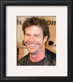 Dennis Quaid Framed Photographic Print