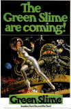 The Green Slime Masterprint