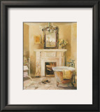 French Bath IV Prints by Marilyn Hageman