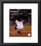 Ichiro Suzuki - 258th Hit Breaks George Sisler's 1920 Record Framed Photographic Print