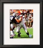 Joe Thomas 2008 Framed Photographic Print