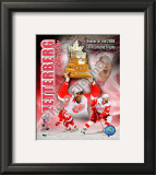 Henrik Zetterberg 2007-08 NHL Conn Smyth Trophy Winner Framed Photographic Print