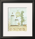 Spa Bath: Apothecary Jars Posters by Grace Pullen