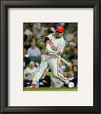 Matt Stairs 2008 NLCS Game 4 Game Winning Home Run Framed Photographic Print