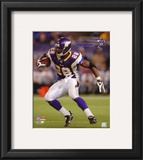 Adrian Peterson Framed Photographic Print