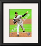 Randy Johnson Framed Photographic Print
