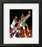 Bill Russell 1967 , Boston Celtics Framed Photographic Print