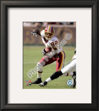 Antwaan Randle El Framed Photographic Print