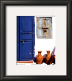 Moroccan Doors Poster by Ludovic Maisant