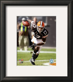 Braylon Edwards Framed Photographic Print