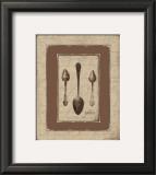 Spoons Poster by Jo Moulton