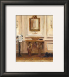 Classical Bath I Prints by Marilyn Hageman