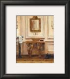 Classical Bath I Prints by Marilyn Hageman