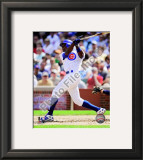 Alfonso Soriano 2010 Framed Photographic Print
