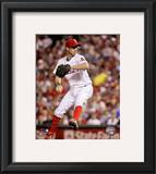 Roy Oswalt 2010 Action Framed Photographic Print