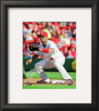 Albert Pujols 2010 Framed Photographic Print