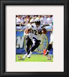 Ryan Mathews 2010 Action Framed Photographic Print