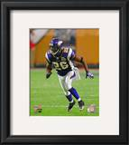Antoine Winfield 2010 Action Framed Photographic Print