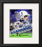 Peyton Manning Framed Photographic Print