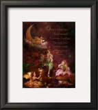 Enchanted Evening Posters by Lisa Jane