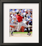 Hunter Pence 2010 Framed Photographic Print