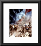 September 11th Collage Framed Photographic Print