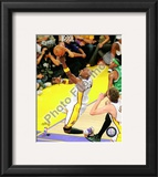 Lamar Odom, Game 5 of the 2008 NBA Finals Framed Photographic Print
