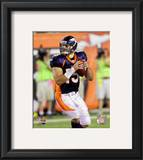 Tim Tebow 2010 Action Framed Photographic Print
