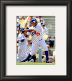 Rafael Furcal 2010 Framed Photographic Print