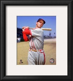 Stan Musial Posed Framed Photographic Print