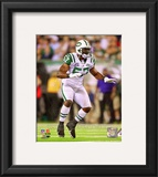 Bart Scott 2010 Action Framed Photographic Print
