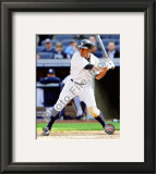 Curtis Granderson 2010 Framed Photographic Print