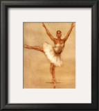 Ballerina II Prints by Caroline Gold