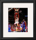 Chris Bosh 2010-11 Action Framed Photographic Print