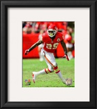 Eric Berry 2010 Action Framed Photographic Print