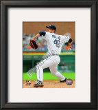 Rick Porcello 2010 Framed Photographic Print