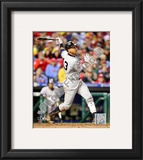 Alex Rodriguez Game three of the 2009 MLB World Series Framed Photographic Print
