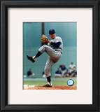 Tom Seaver - Ball in glove Framed Photographic Print