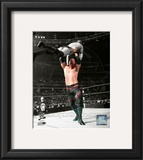 Kane 2010 Spotlight Action Framed Photographic Print