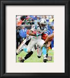 Deangelo Williams 2010 Action Framed Photographic Print