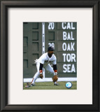 Jim Rice - Fielding Framed Photographic Print