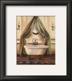 Classical Bath II Posters by Marilyn Hageman