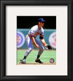 Alan Trammell 1990 Action Framed Photographic Print