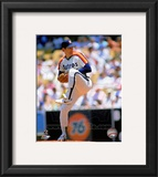 Nolan Ryan 1985 Action Framed Photographic Print