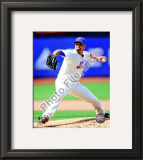 Johan Santana 2010 Framed Photographic Print