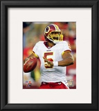 Donovan McNabb 2010 Action Framed Photographic Print
